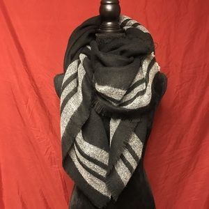 GUC- Blanket scarf from Urban Outfitters